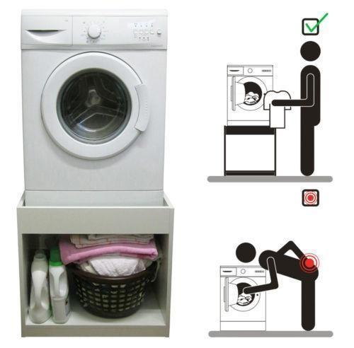Finden Sie Tolle Angebote Auf Ebay Fur Unterbausockel In Zubehor Amp Ersatzteile Verkaufer Mit Trockner Auf Waschmaschine Waschmaschine Podest Waschmaschine