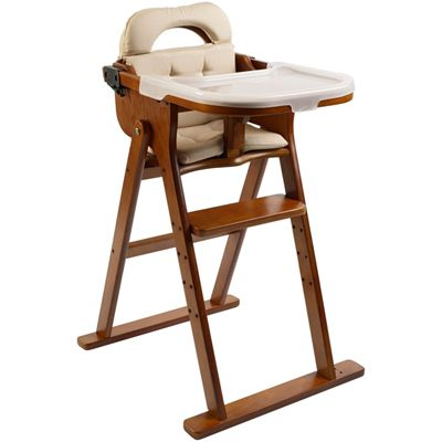 Scandinavian Style High Chair By Anka With Images Baby High