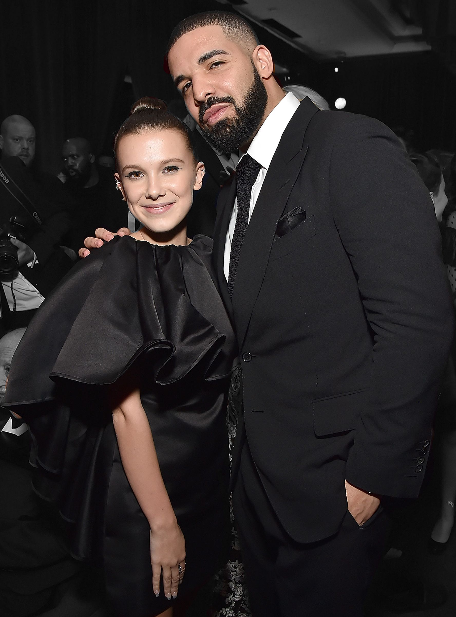 The Incredible True Story Of Millie Bobby Brown Drake S Best Friendship Millie Bobby Brown Bobby Brown The Incredible True Story