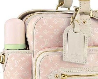 d1f0099a50553b I want one! Louis Vuitton Baby Diaper Bag! <3 | TINY TOTS | Girl ...
