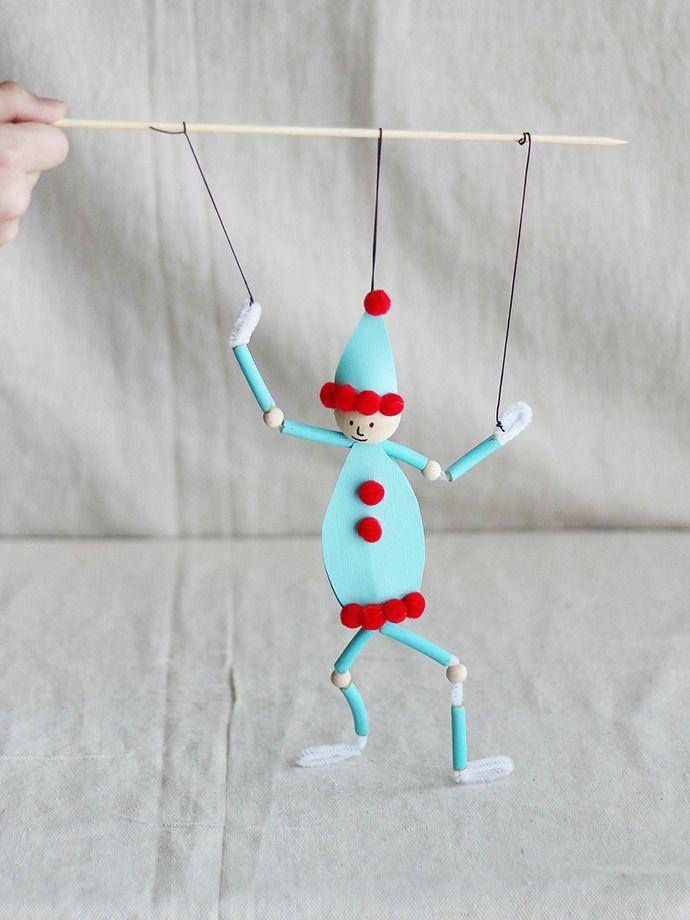 Photo of DIY Pasta Puppet: Elf | Handmade Charlotte