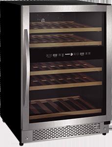 "24"" Dual Zone Wine Cooler | FAGOR"