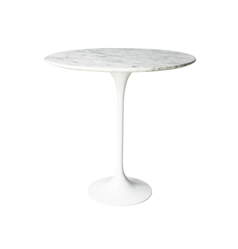 Replica Eero Saarinen Tulip Side Coffee Table Marble by Eero