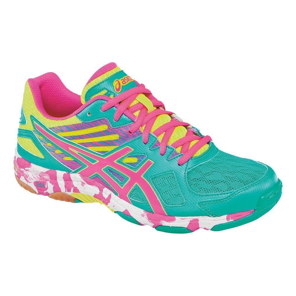 Womens Asics Gel Flashpoint 2 Volleyball Shoes Mizuno Feminino