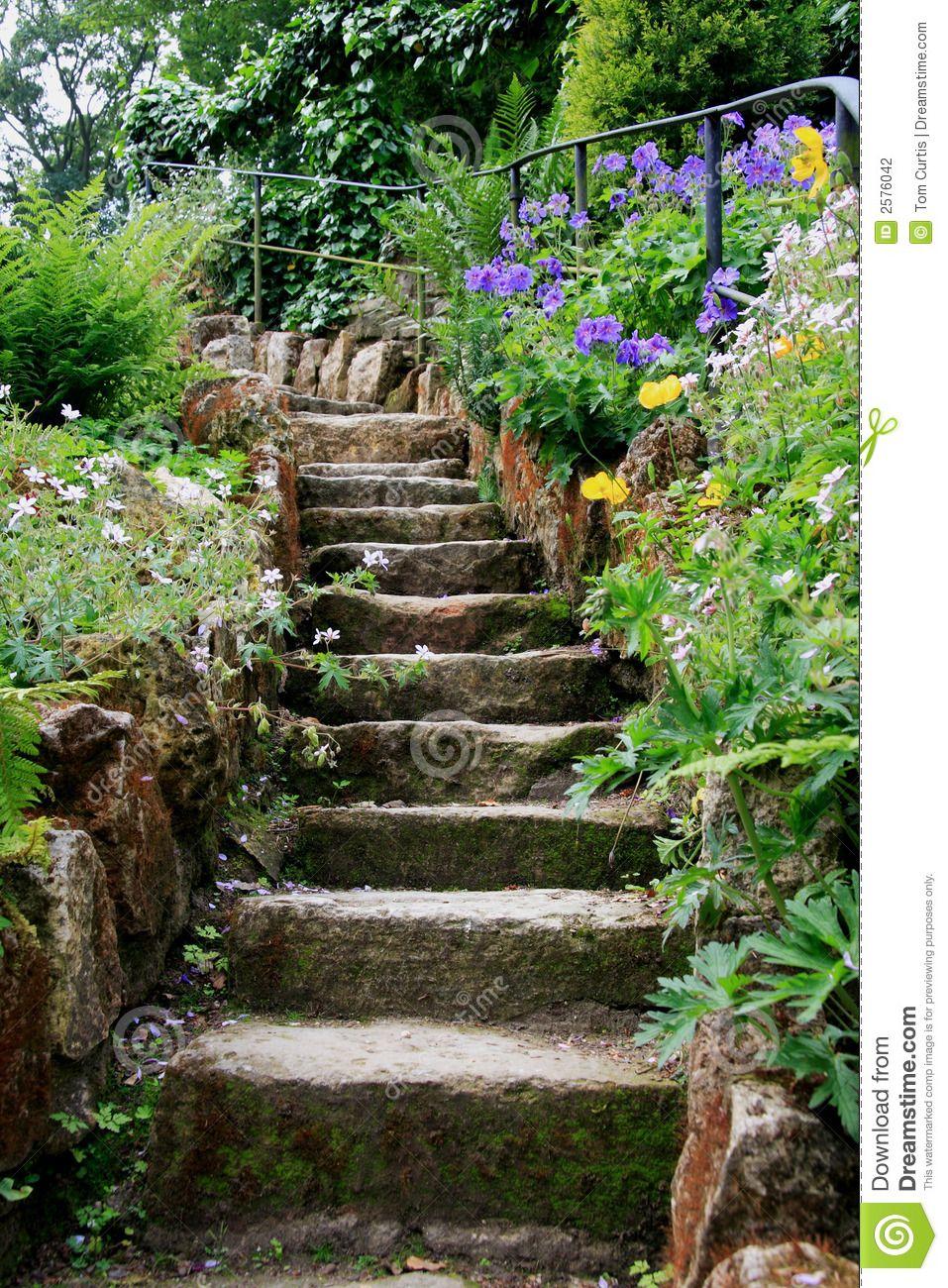 Gardens · Stone Steps ...