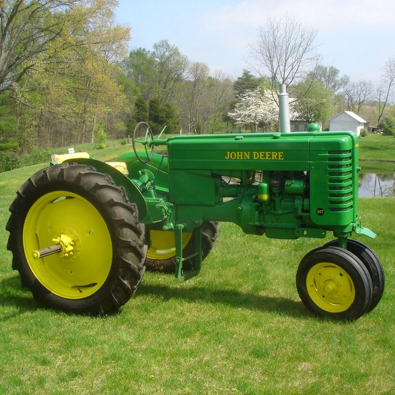 Montana Tractor Parts Lookup : Do you think john deere mt deserves to win the