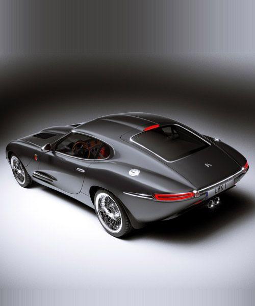 Jaguar Concept: Infiniti Presents The Q Inspiration Concept At NAIAS 2018