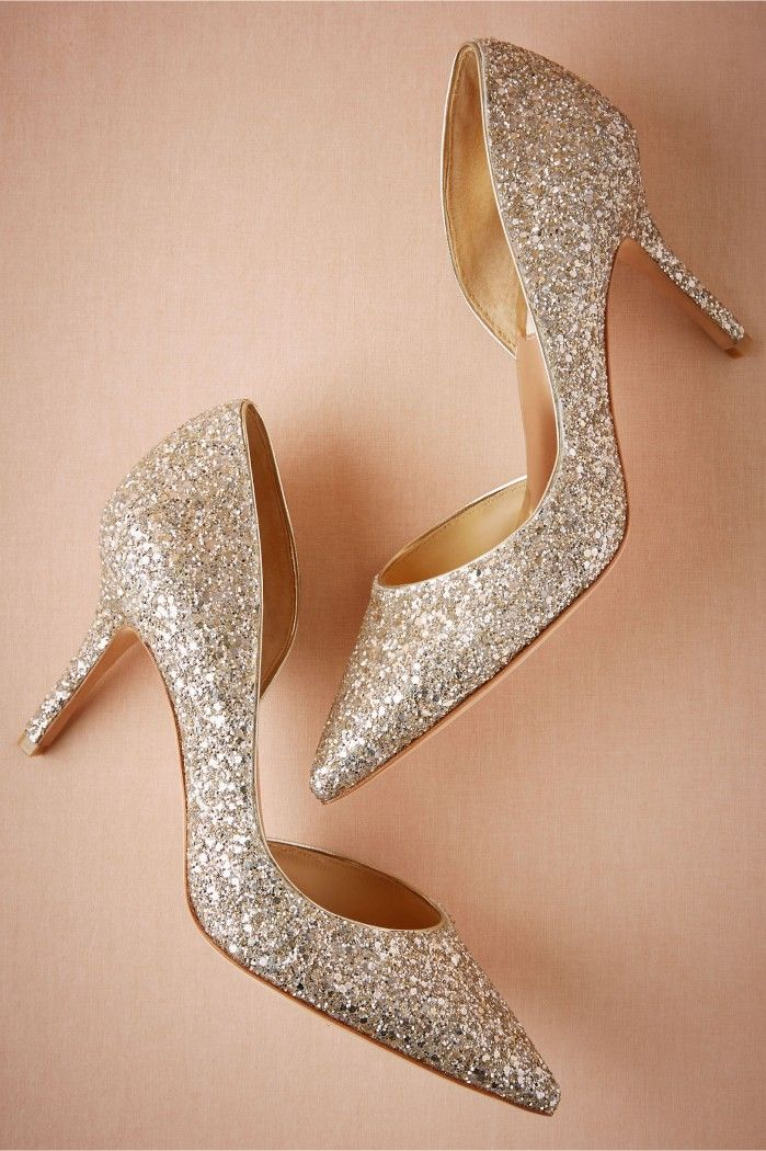 Bhldn Gelina Heel Wedding Shoes Sparkly Wedding Shoes Shoes