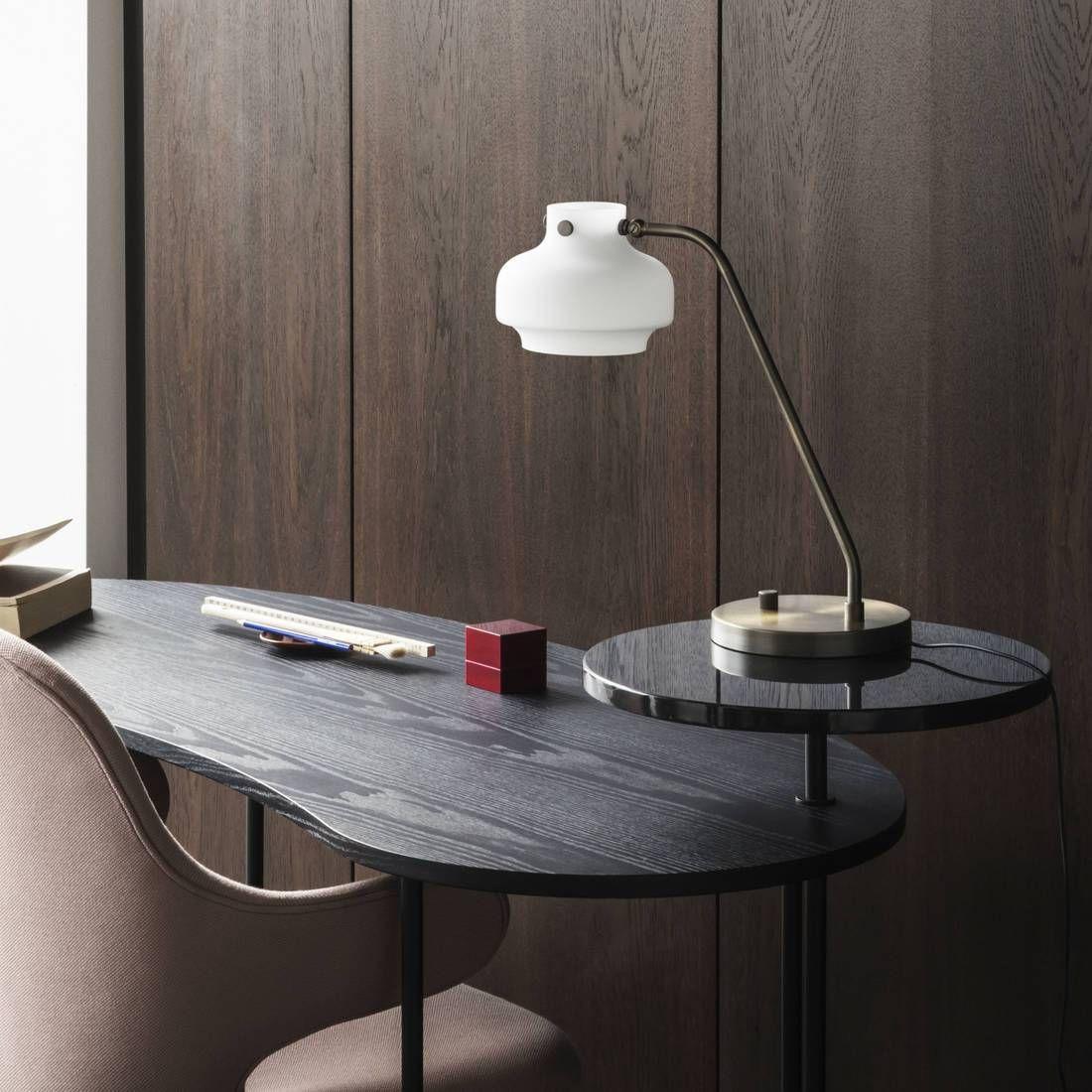 Lampe A Poser Led De Petit Format Dans La Collection Copenhagen
