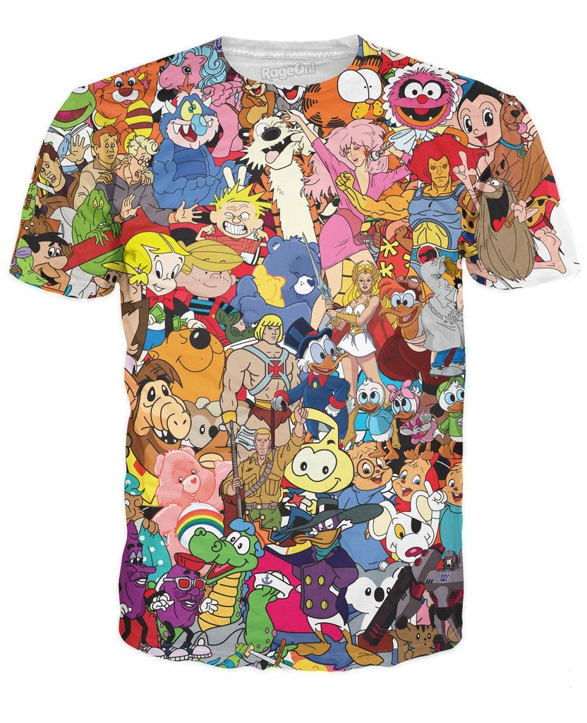 Totally 80s T-Shirt -- Get an extra 10% OFF with Discount ...