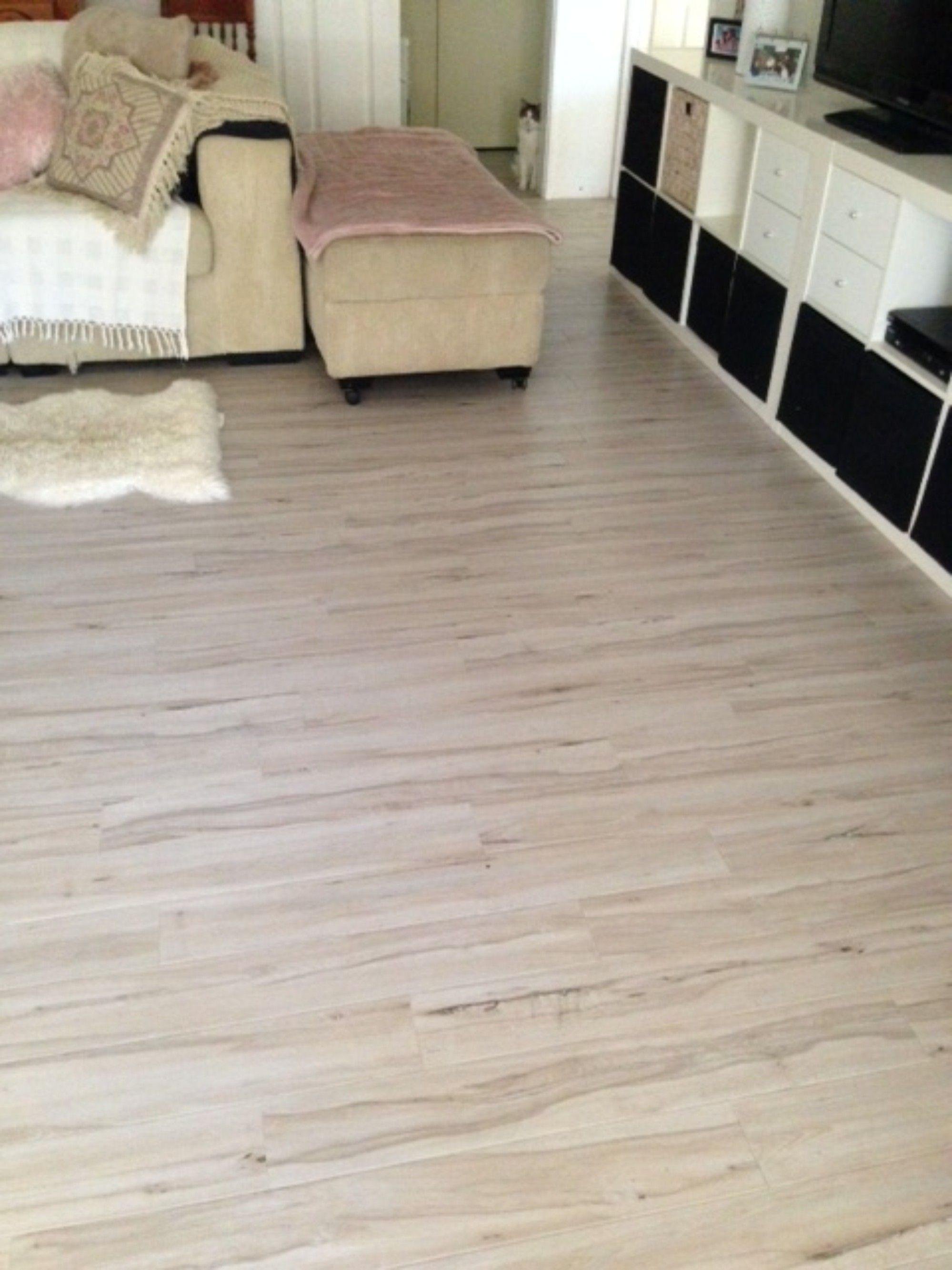 Vinyl Plank Flooring, White Maple Laminate Flooring