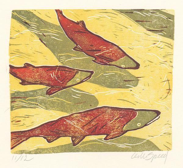 Salmon, Leslie Speed   Winter Market 2015   Art Gallery of Greater Victoria