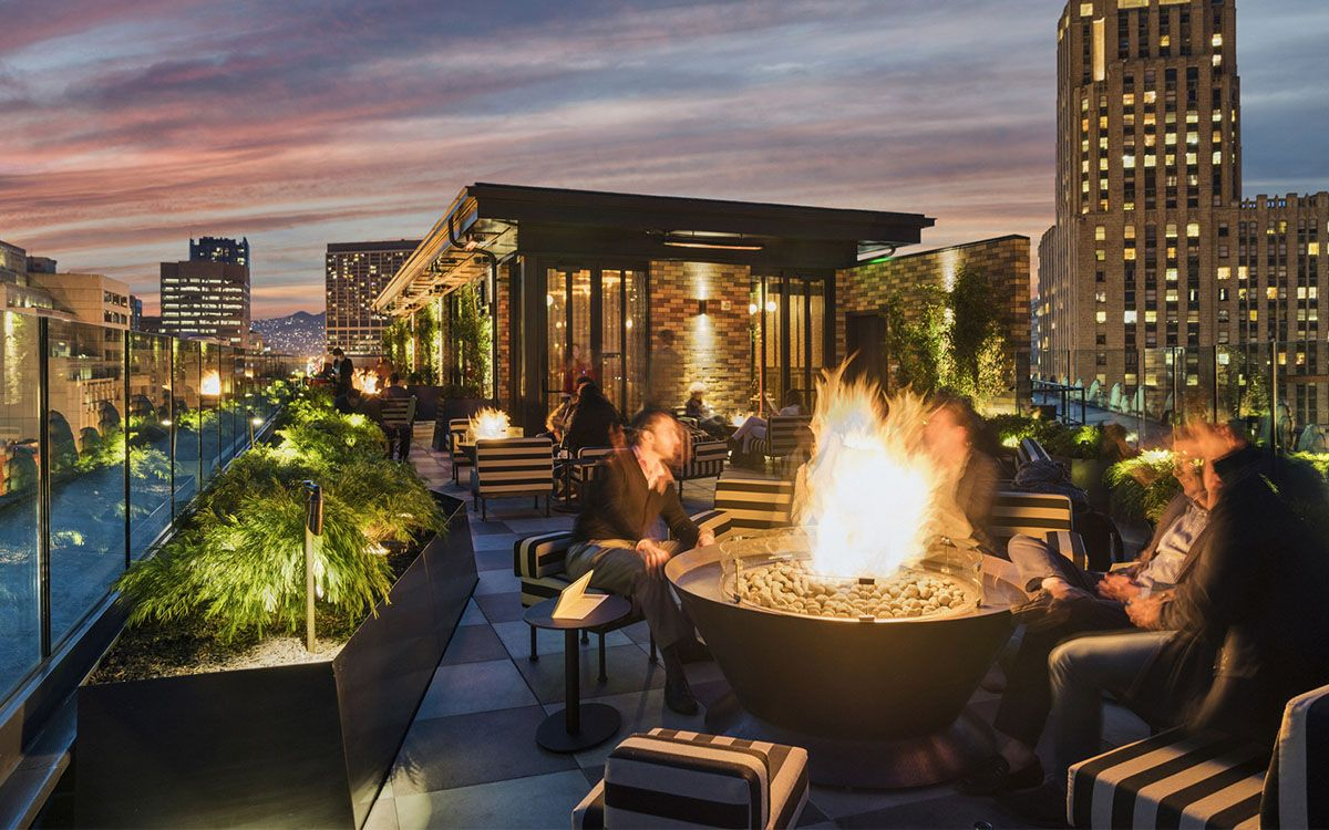 The 5 Best New Hotel Bars in