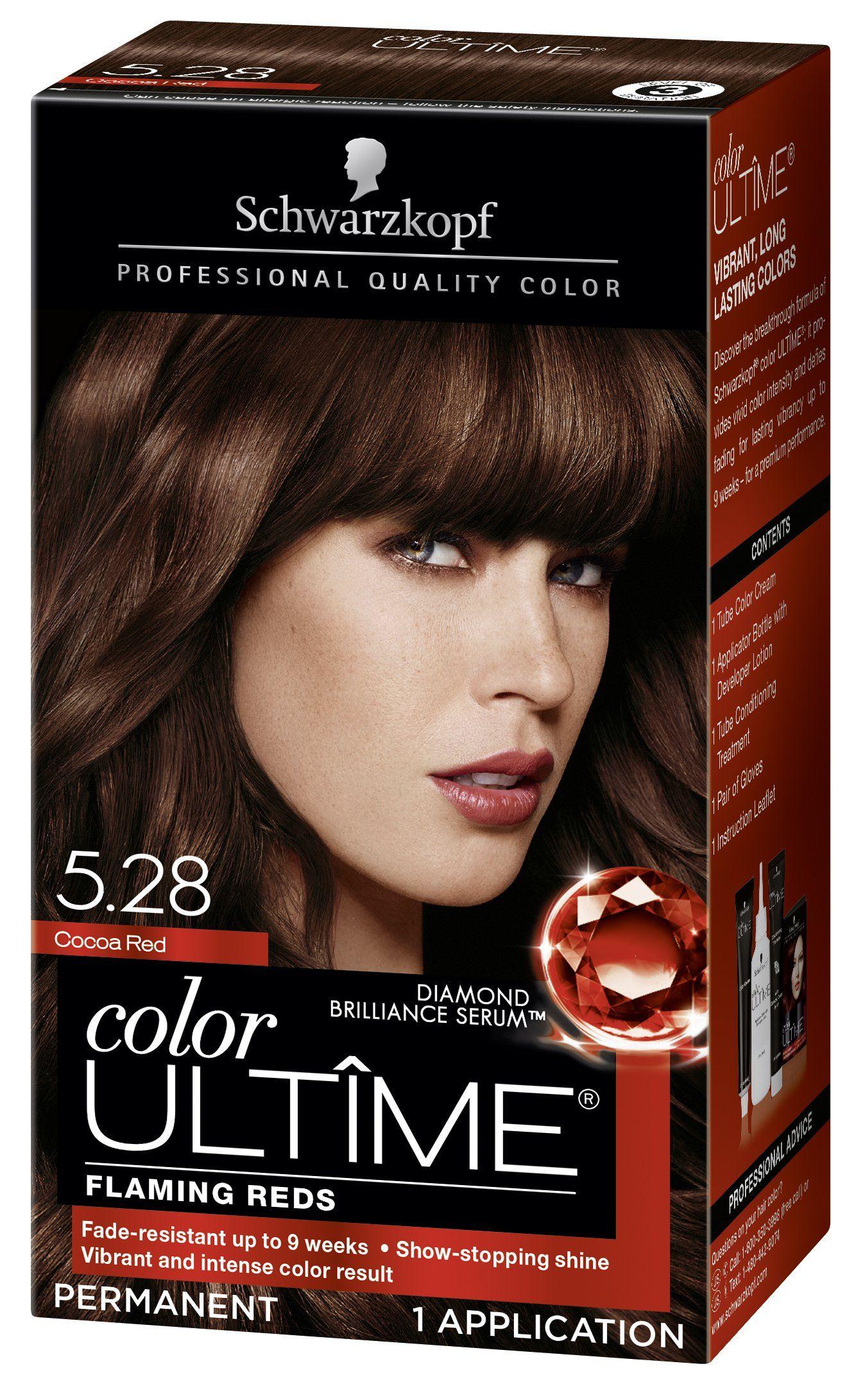 Gunstige haarfarben schwarzkopf