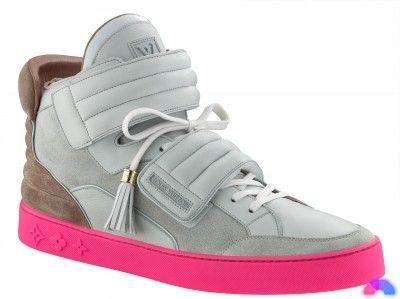Kanye West X Louis Vuitton Hi Top Low Top Sneakers Sneakernews Com Louis Vuitton Sneaker Louis Vuitton Sneakers Louis Vuitton Prices