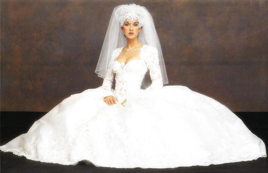 Pin On Celine Dion Wedding