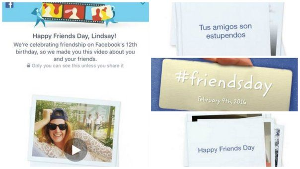 Facebook te invita a compartir tus historias con amigos (VIDEO)