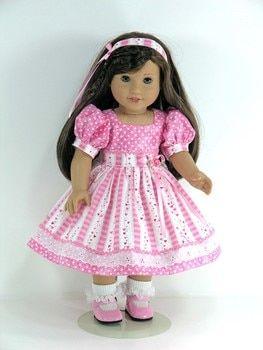 handmade American doll clothes #americandolls