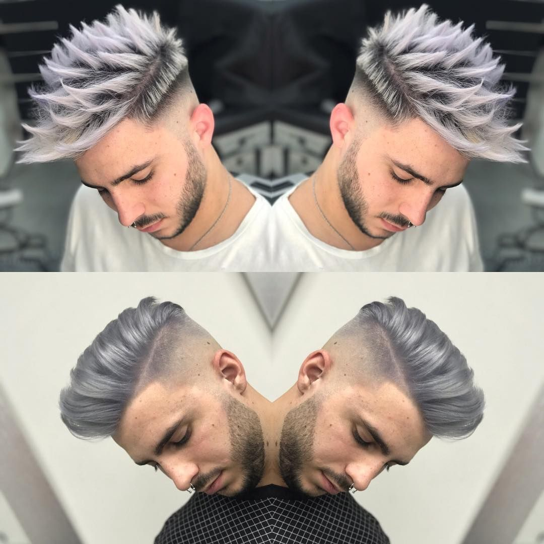 30 best of men hair color ideas- guys hair color trends 2019