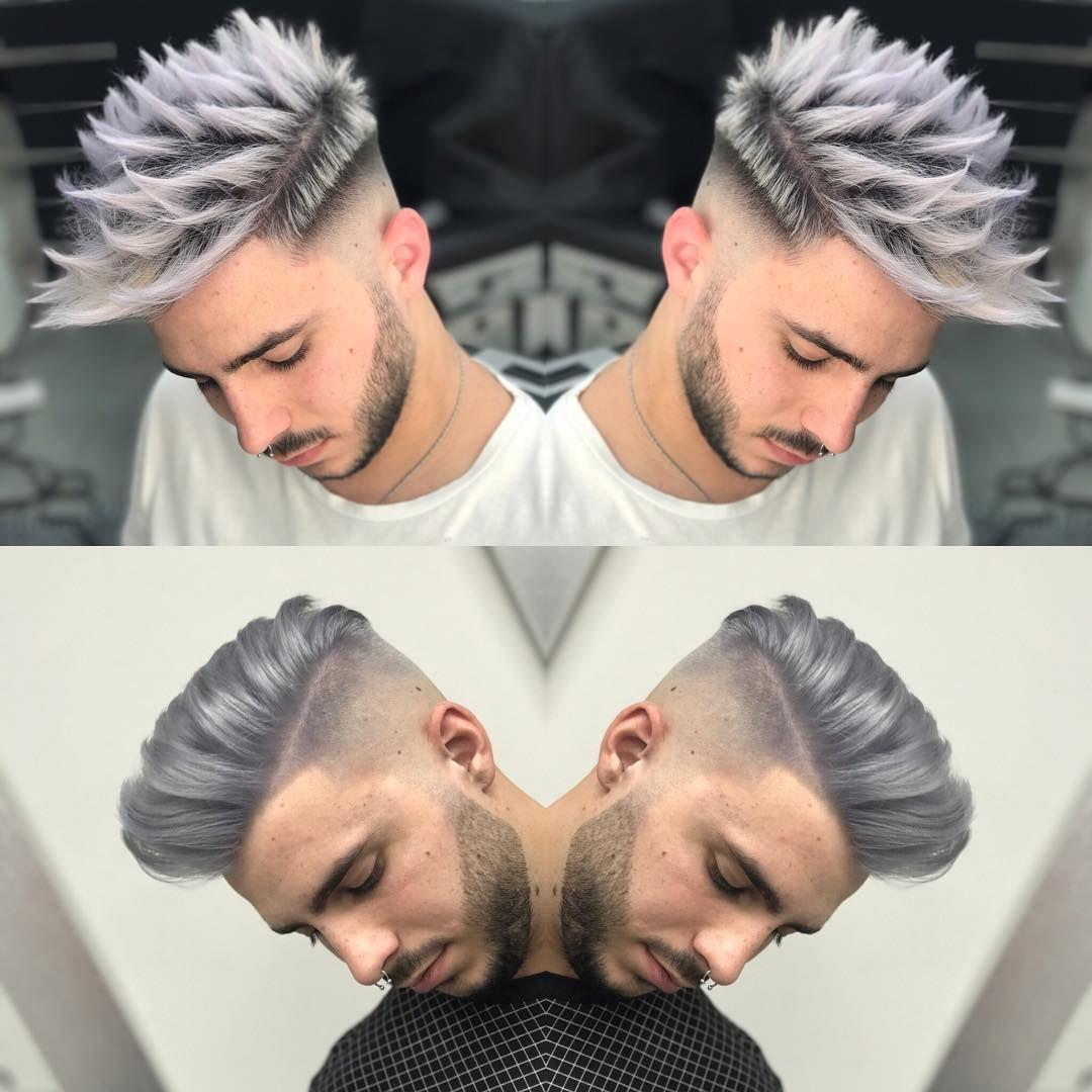 30 Best Of Men Hair Color Ideas Guys Hair Color Trends 2019 Men