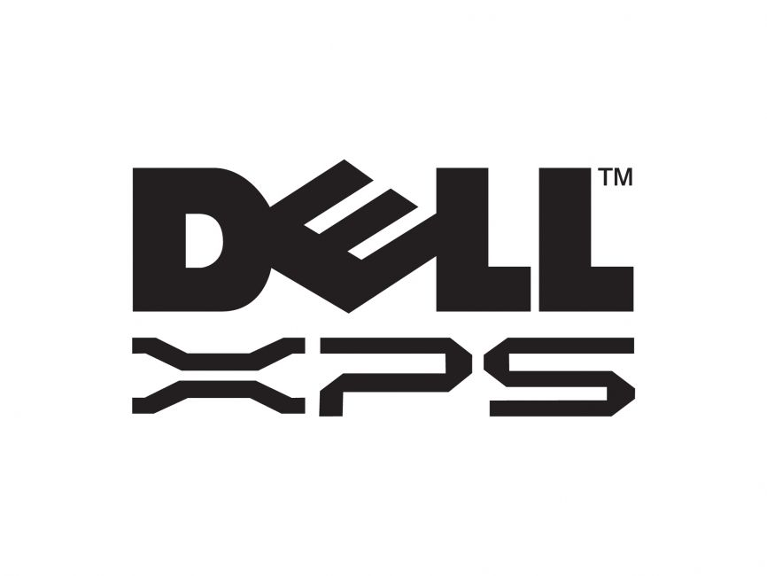 DELL XPS Vector Logo - COMMERCIAL LOGOS - Computers