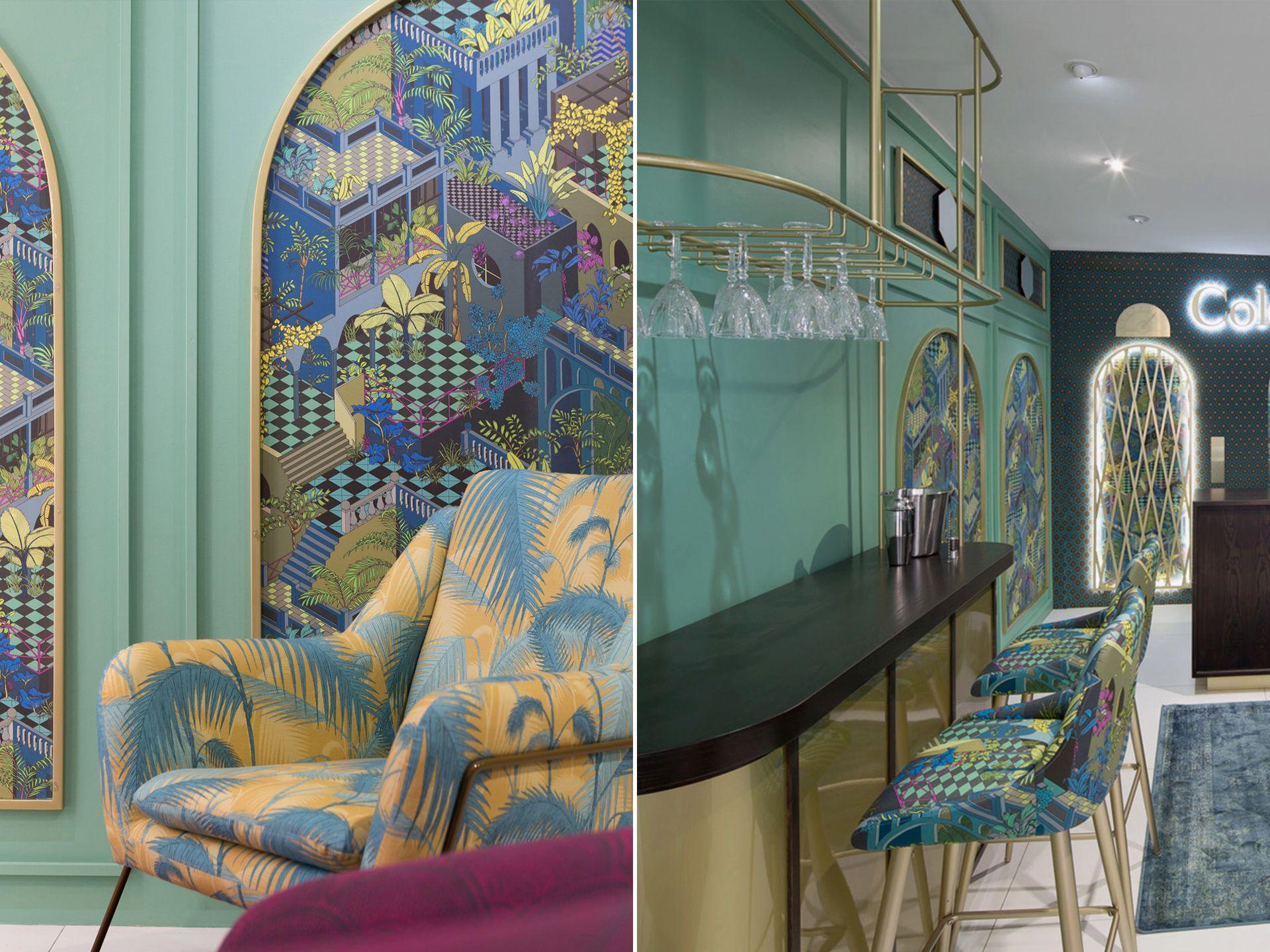 Cole Son Paris Deco Off Showroom