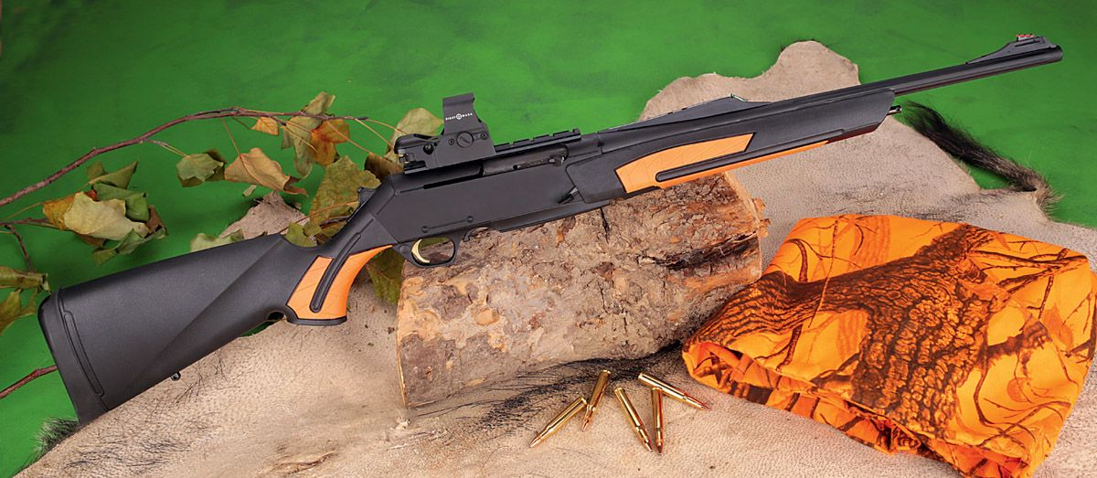 All4shooters And Visier Put The New Browning Bar Lt Tracker Hc 30