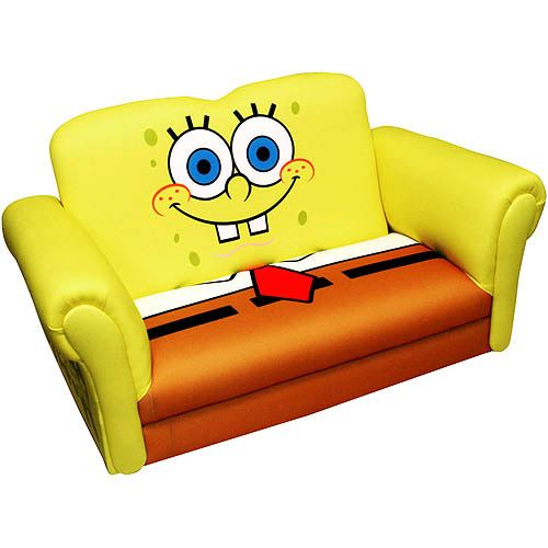 Pleasing Nickelodeon Spongebob Squarepants Deluxe Rocking Sofa Gmtry Best Dining Table And Chair Ideas Images Gmtryco