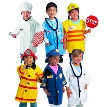 Discount School Supply - Career Costumes - Set of 6 | classroom ...