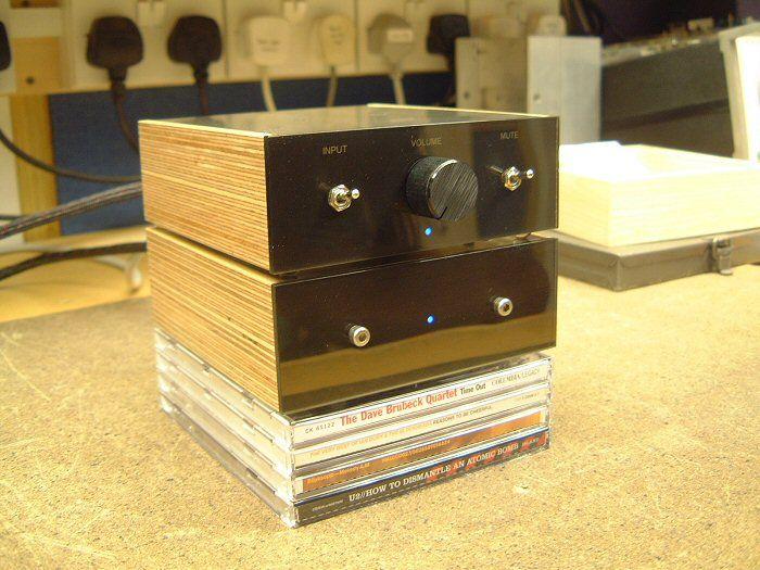 LM4780 Power Amplifier