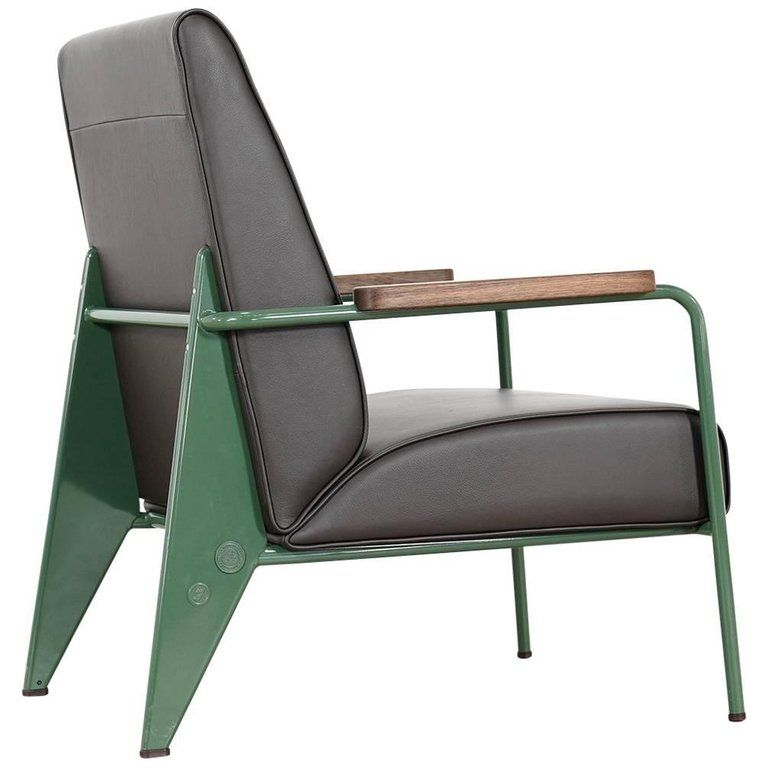 Jean Prouve Fauteuil De Salon By Vitra Limited Edition Armchairs By G Star Modern Lounge Chairs Outdoor Chairs Prouve