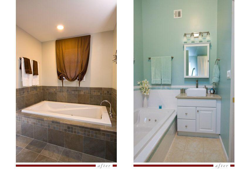 Renovierungsideen Wohnzimmer, innovative budget badezimmer renovierung ideen #badezimmer, Design ideen