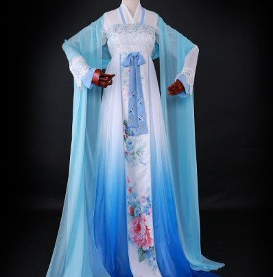 Ancient Chinese Queen Clothing Traditional Chinese Empress Clothes ...