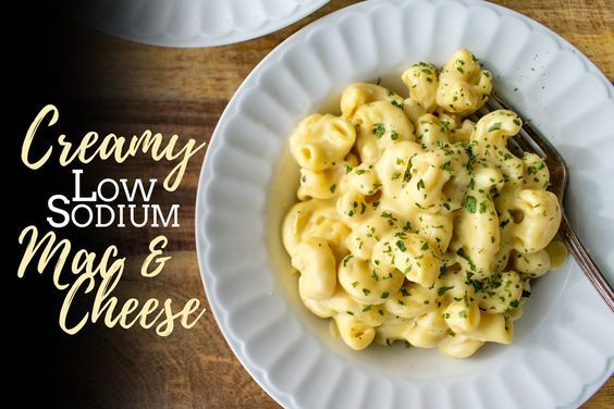 Creamy Low Sodium Macaroni and Cheese images