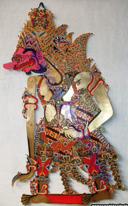 Pin On Indonesian Masks And Puppets