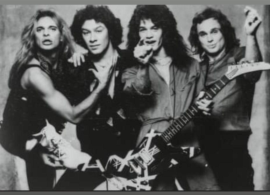 Pin By Hoff On Van Halen In 2020 Van Halen Eddie Van Halen Rock And Roll