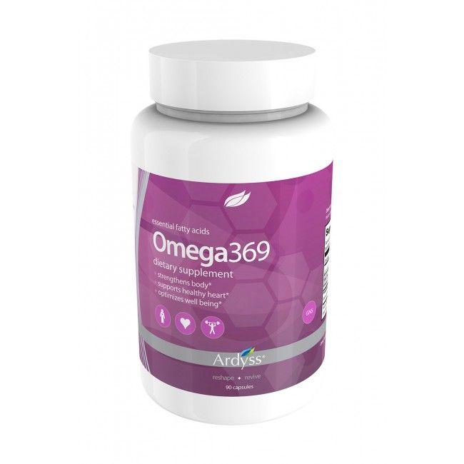 Omega 369 Strengthen Body Omega 369 Good Fats