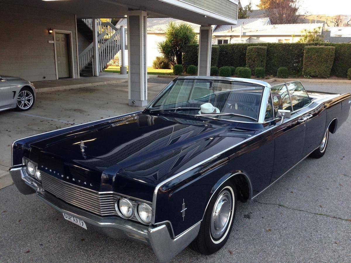 1966 Lincoln Continental for sale #1866658 | Hemmings Motor News ...