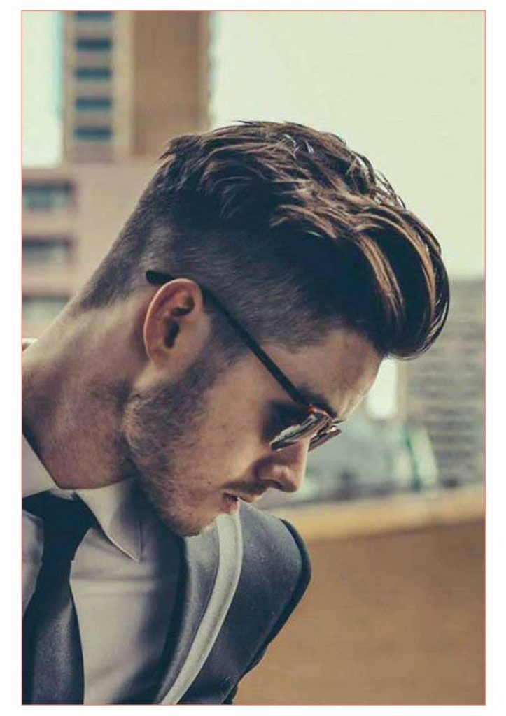 Mens Hair Cut Long Top Short Sides As Well As Short Hairstyle For Men 001 723x1024  723×1,024 Pixels