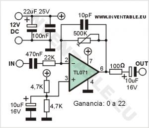 circuito del mini