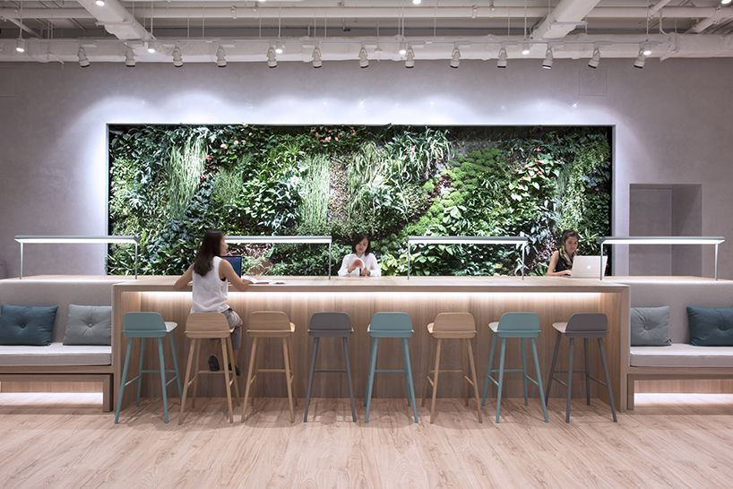 Bean Buro S Latest Co Working Hub Reveals Local History In Hong Kong Coworking Office Coworking Coworking Space