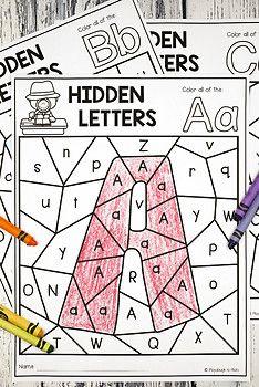 Coloring Alphabet Games