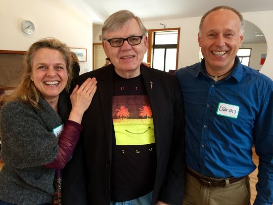 We had a wonderful time with Greg Johanson at the continuing education Hakomi workshop at Unity Center for Peace!  daranwallman.com