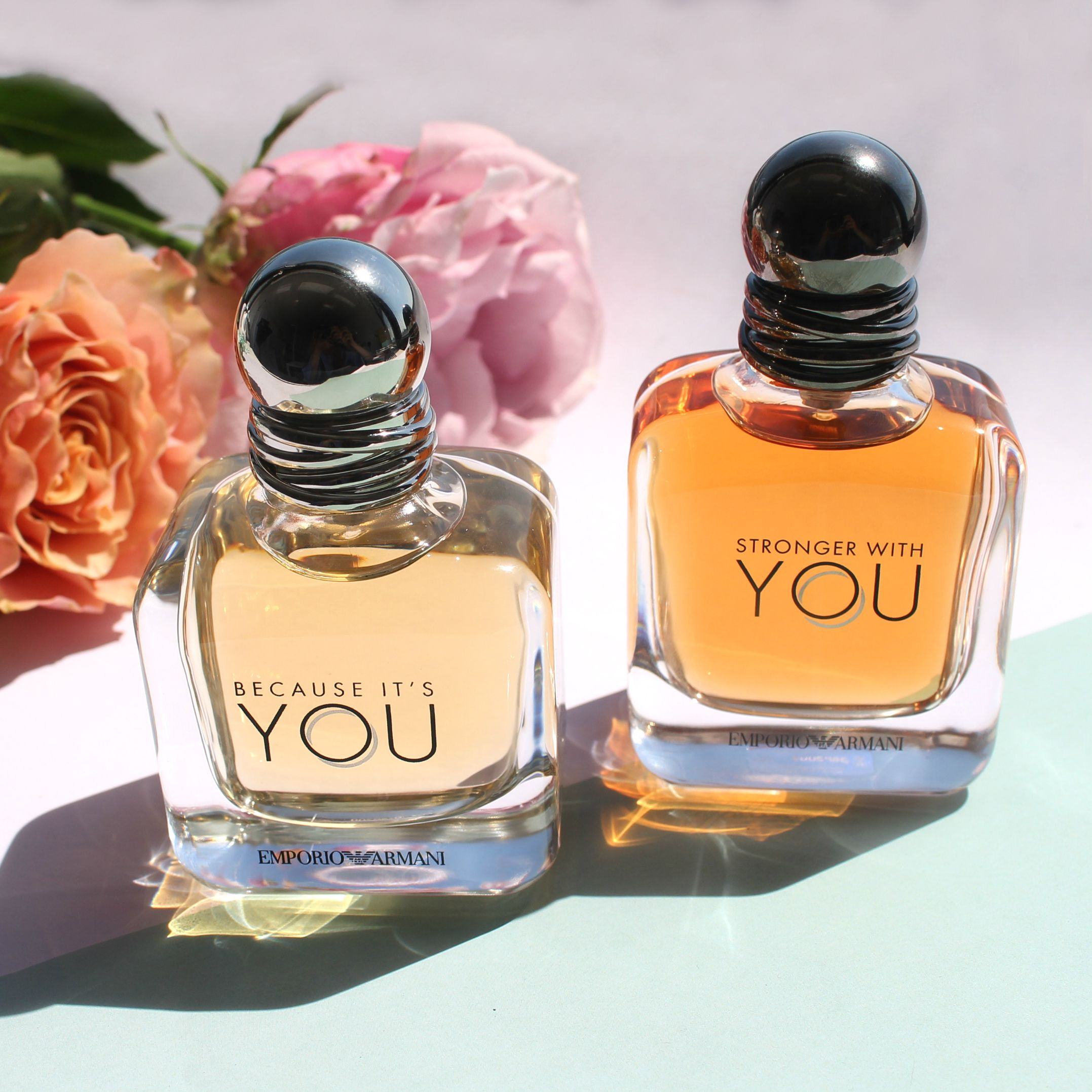 Perfume Emporio Armani Beacause Its You Stronger With You
