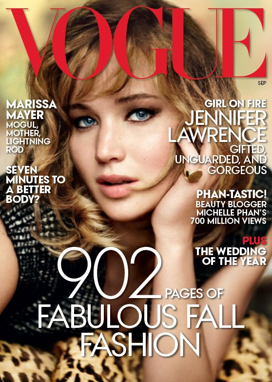 b7fca6eac7d2 The Hunger Games  Jennifer Lawrence Covers the September Issue ...