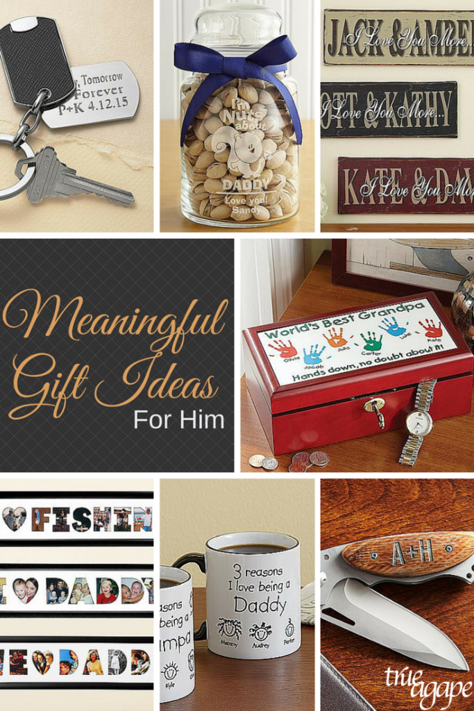 Meaningful Gift Ideas For Him Receiving Gifts 5 Love