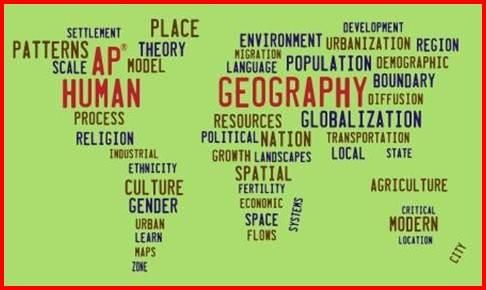 Justice Angela Ap Human Geography Ap Human Geography Human