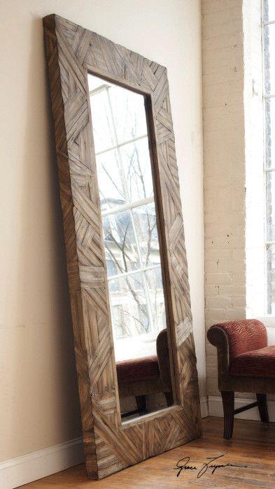 Uttermost Tehama Floor Mirror UM - 07623 from SHINE MIRRORS ...
