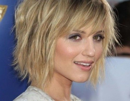 Layered Haircuts For Thin Hair