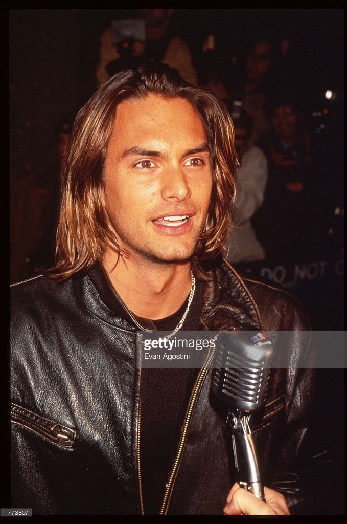 Model marcus schenkenberg attends the premiere of the film model marcus schenkenberg attends the premiere of the film goldeneye at radio city music hall november 13 1995 in new york city altavistaventures Image collections